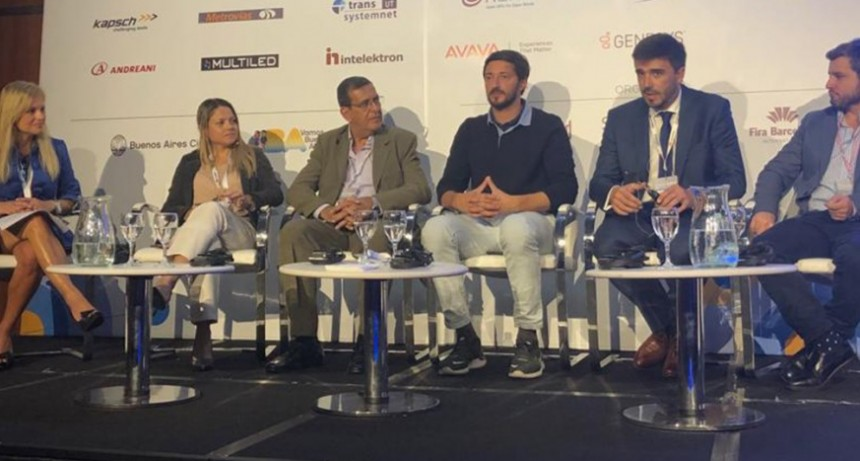 El intendente Galli compartió la experiencia local en Smart City Expo