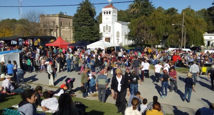 Exitoso Festival de la Empanada Sierrabayense