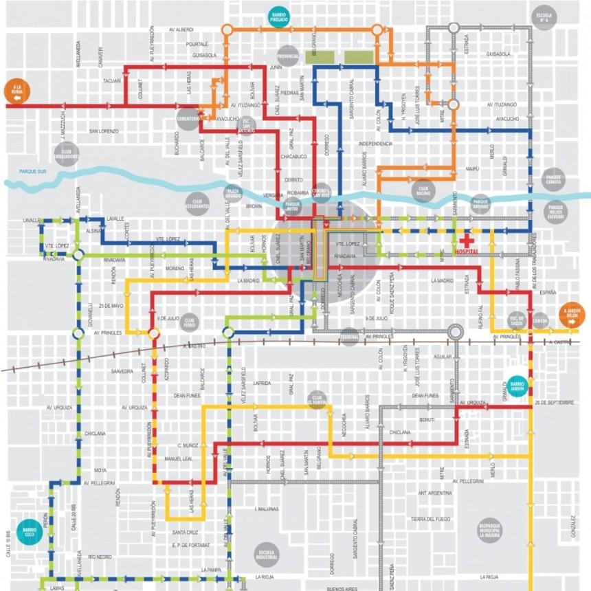 Transporte Público: 'Comienza una etapa de retroalimentación'