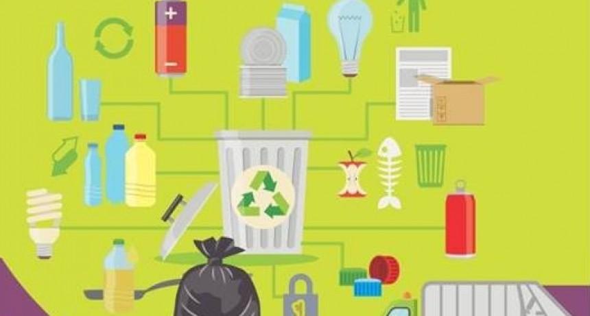 Charla sobre el circuito de los residuos