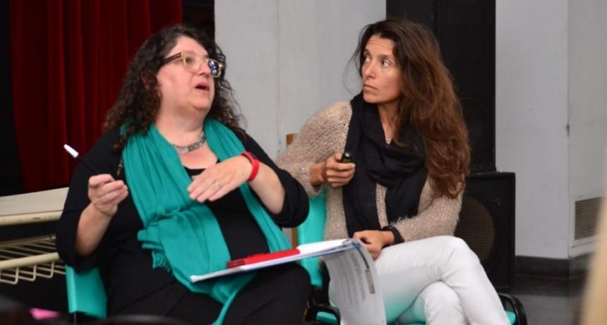 Olavarría fue sede del segundo encuentro regional de Mesas Locales