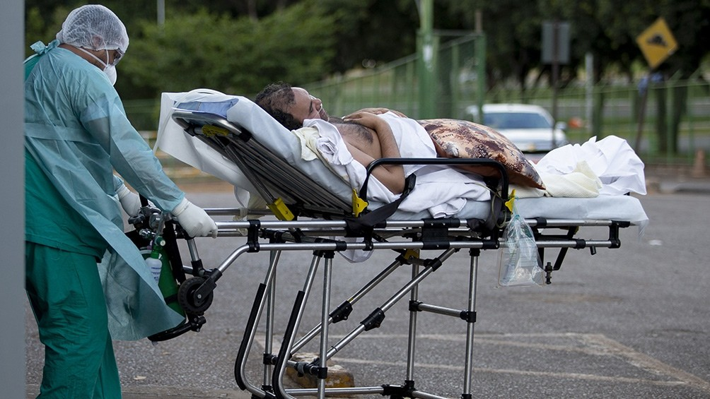 Brasil reporta 67 muertos en un día y los fallecidos suman 553, con 12.056 casos