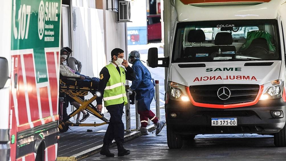 Con seis fallecidos este domingo, ya suman 95 en toda la Argentina