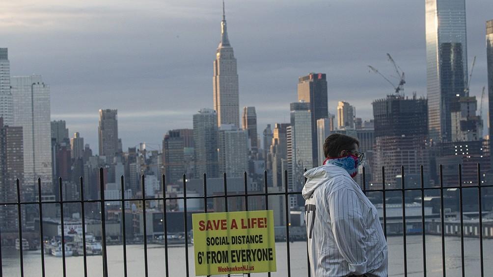 El avance del coronavirus se ameseta en Nueva York pero crece en Florida y Luisiana