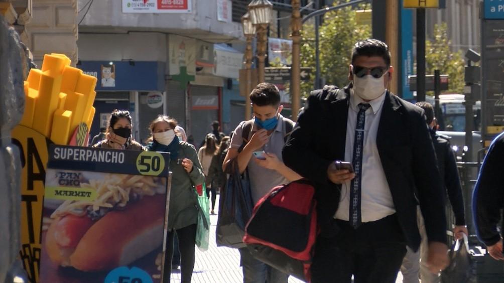 Será obligatorio el uso de tapabocas en la Provincia de Buenos Aires