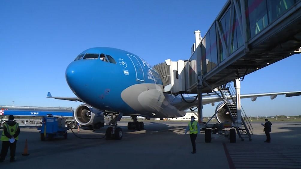 Regresarán 3000 argentinos desde el exterior entre el 26 de abril y el 3 de mayo