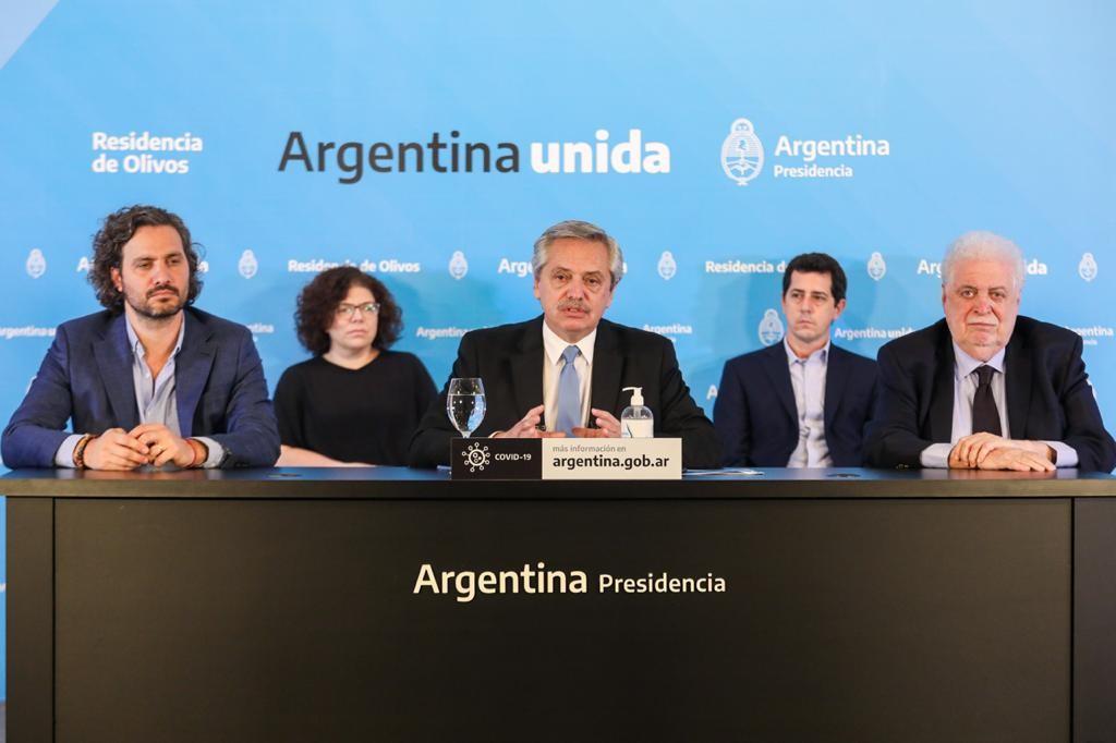Argentina entra en la tercera fase del aislamiento