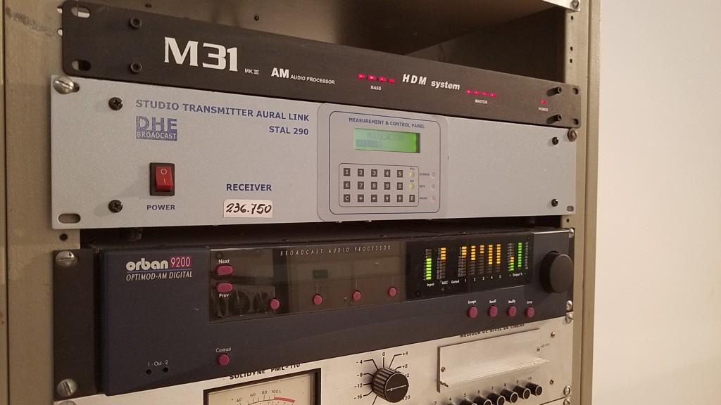 LU32 transmitió en emergencia