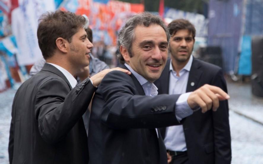 Andrés Larroque asume en Desarrollo de la Comunidad de la provincia