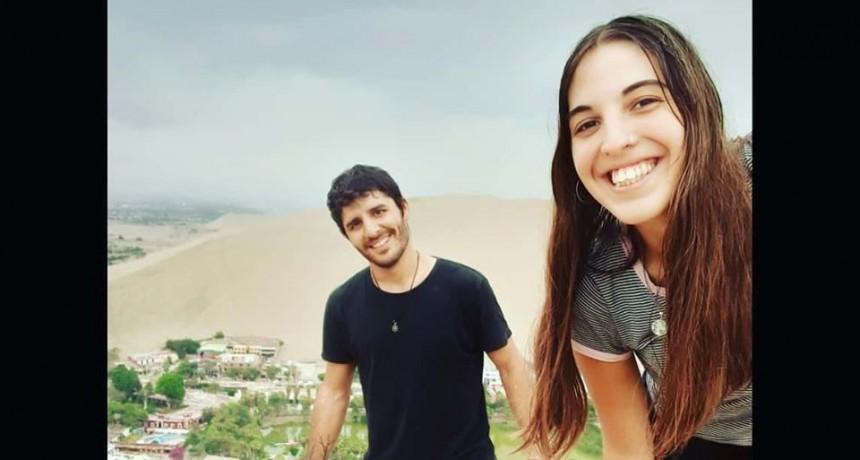 Olavarriense varado en Ecuador