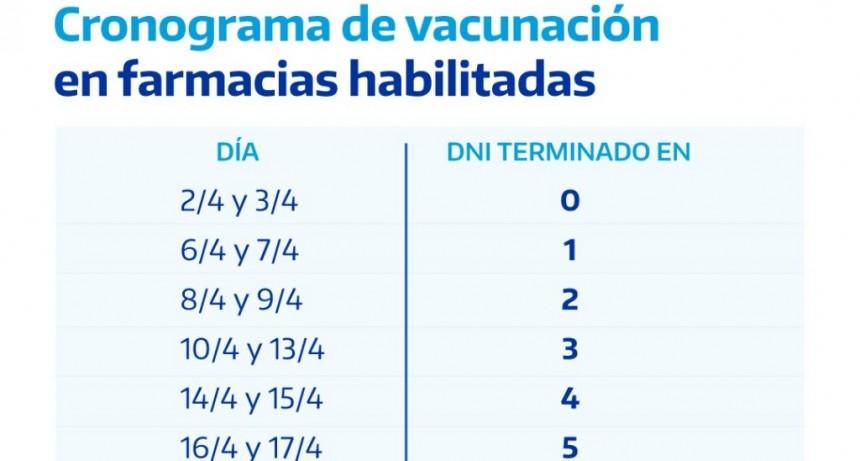 PAMI vacunará a domicilio a los afiliados que no puedan llegar a las farmacias habilitadas
