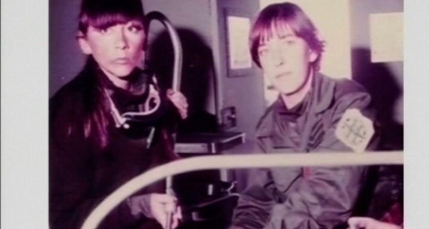 A 38 años de la Guerra de Malvinas, el relato de una de las mujeres que combatió