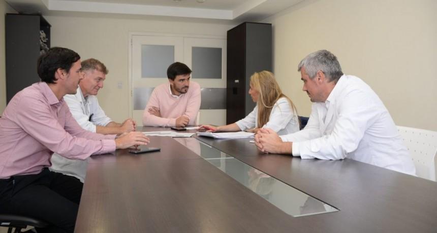 El intendente Galli dispuso una reducción del 20% de su salario y de todo el gabinete