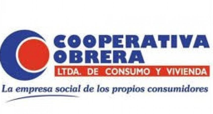 La Cooperativa Obrera vuelve a cobrar impuestos y servicios con normalidad