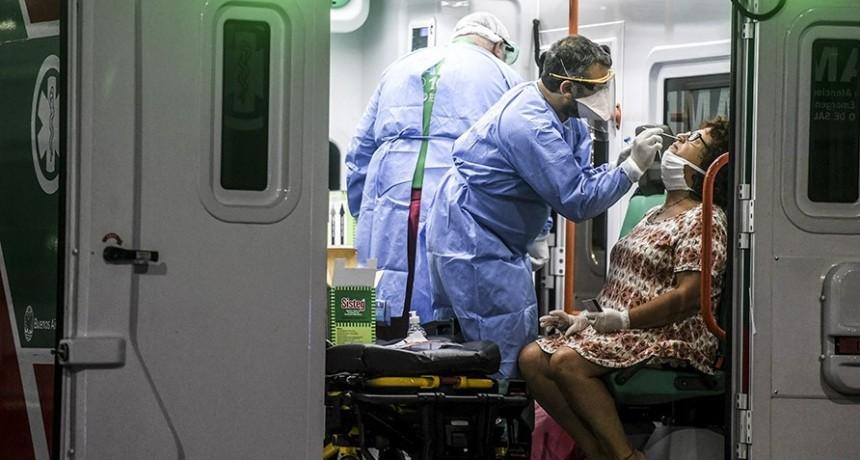 Suman 79 las víctimas fatales y 1.894 los infectados por coronavirus en Argentina