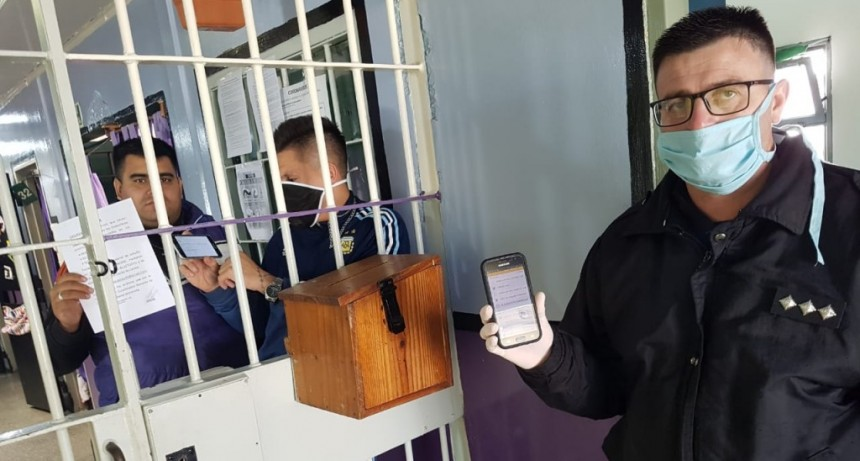 Internos de Sierra Chica y la zona en el Plan de Continuidad Pedagógica en cárceles