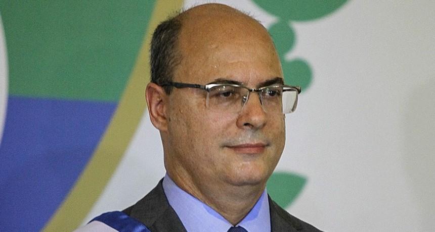 El gobernador de Río de Janeiro tiene coronavirus y hay 25.000 contagios en el país