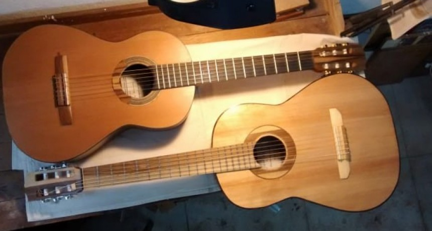 Día mundial del arte: Diálogo con un luthier