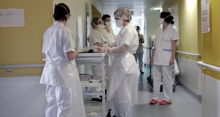 Coronavirus: suman 112 las víctimas fatales y 2571 los infectados en el país