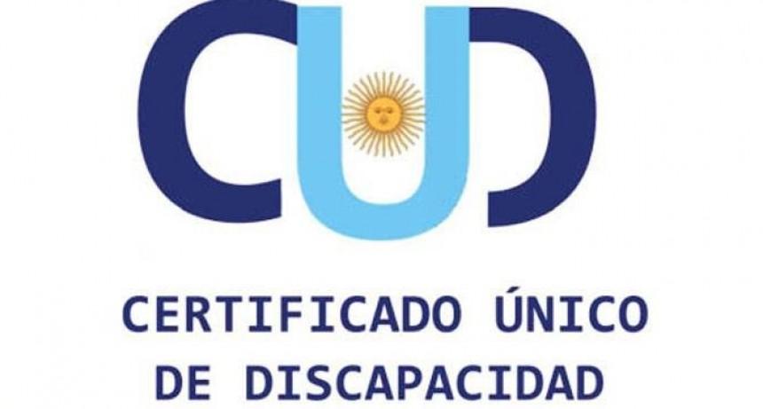 Municipio entrega certificados únicos de discapacidad