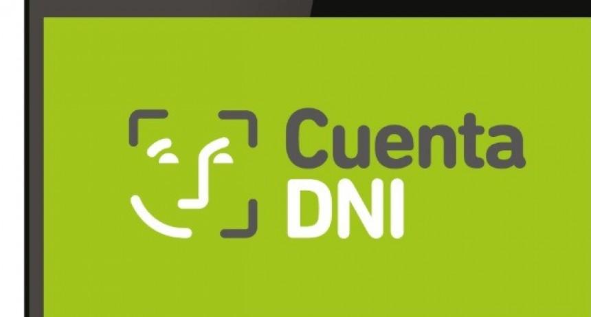 Cuenta DNI ya superó los 500 mil usuarios