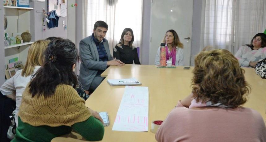 Violencia de Género: Olavarría cuenta con compromiso social y ensamblado de organizaciones y organismos para atender la problemática