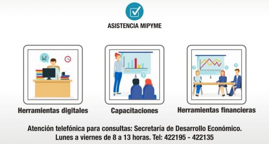 La Municipalidad compiló las herramientas para PyMEs relacionadas con la pandemia
