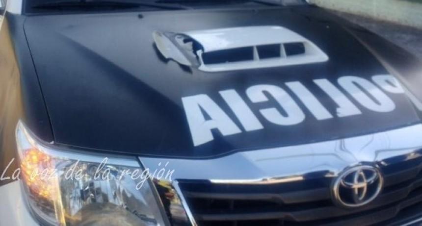 Tres encapuchados robaron en el Hípico
