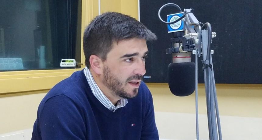 Galli: 'En Olavarría sigue todo como hasta ahora'