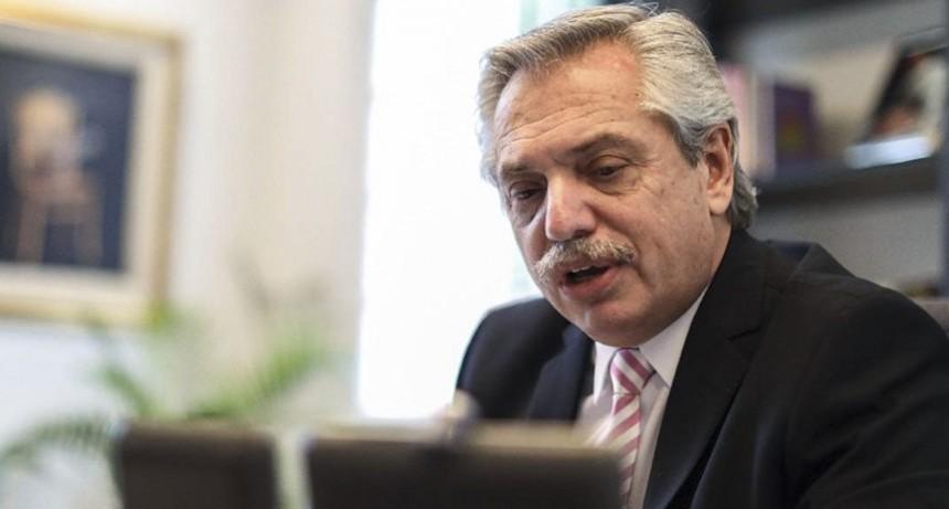 Fernández y Piñera acordaron trabajar en conjunto para enfrentar la pandemia