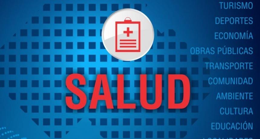 Emergencia Sanitaria: Informe al 27 de abril