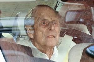 Falleció Felipe de Edimburgo a los 99 años