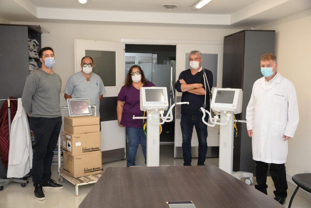 """Nuevo equipamiento en el Hospital Municipal """"Dr. Héctor M. Cura"""""""