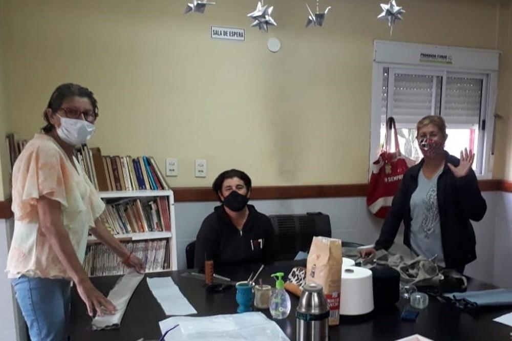 """Desarrollo Social: inició el taller """"Comenzar de nuevo"""""""