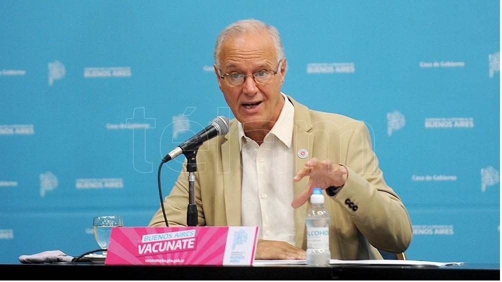 El gobierno bonaerense no descarta mayores restricciones