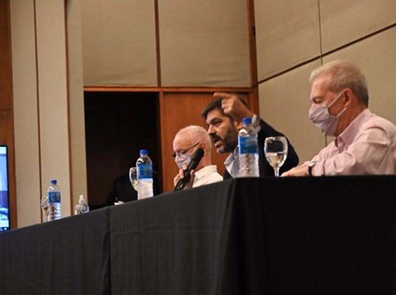 Carlos Bianco diferenció a Galli, de la cúpula de Juntos por el Cambio
