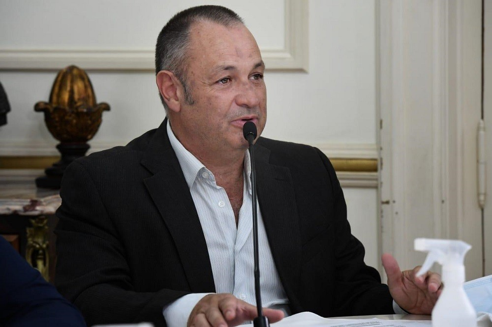 Cellillo sobre vacunación: 'el personal del Servicio Penitenciario Bonaerense también es esencial y no es reconocido'