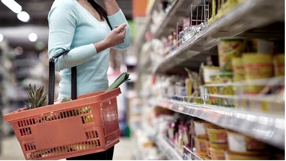 El índice de precios al consumidor subió 4,8% en marzo
