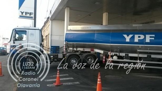 Combustibles aumentaron 6,5% y 7%