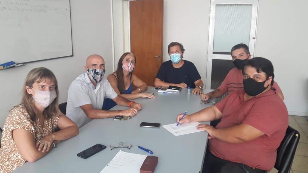 Legisladores olavarrienses del FDT, de todos los niveles, apoyaron medidas contra el coronavirus