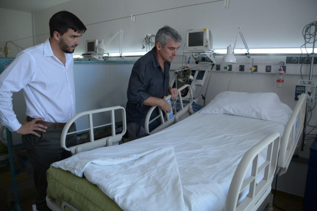 'Si tuviéramos menos camas ¿dónde están internadas esas personas?'