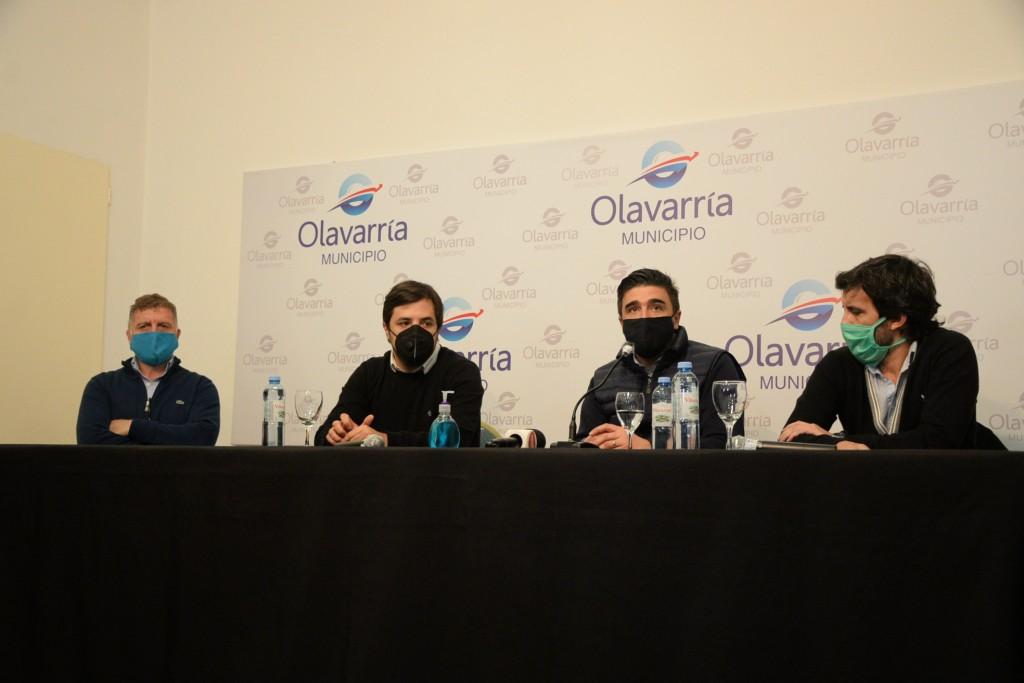 Provincia pide a Olavarría conformar un Comité de Emergencias