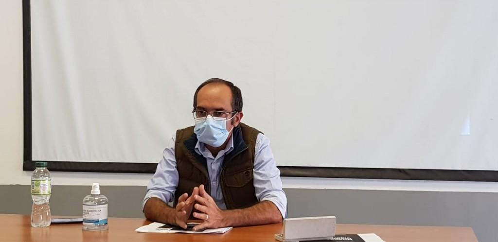 Pisano: 'Si no tenemos salud, no podemos discutir educación, producción, sueños y proyectos'