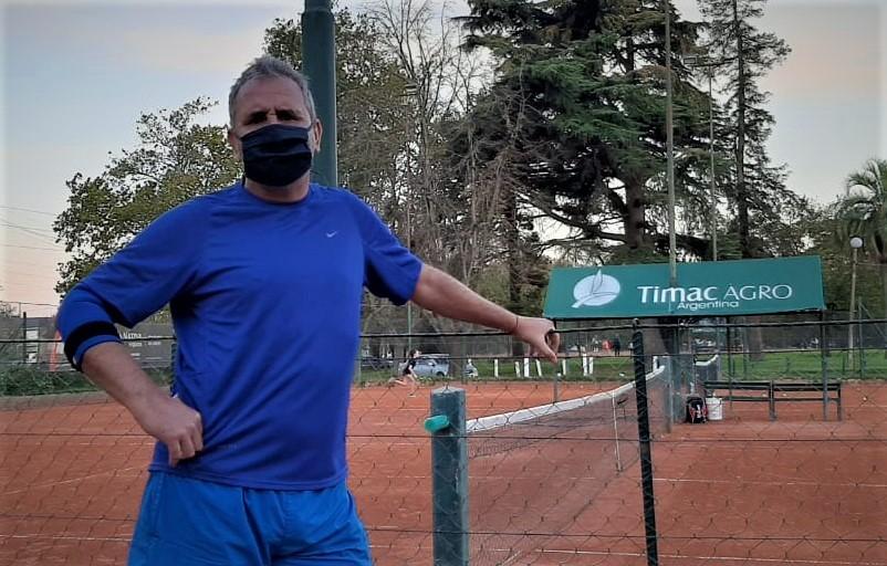 'Estamos trabajando para la conformación de  la Liga Olavarriense de Tenis'