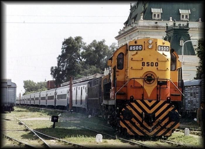 El tren y la Argentina: una historia en común