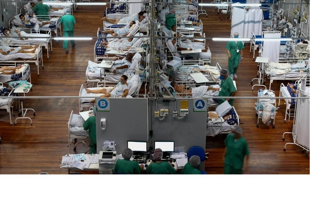 La misma semana del rechazo a la Sputnik V, Brasil recibe el primer lote de vacunas de Pfizer