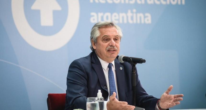 Alberto Fernández infectado con coronavirus
