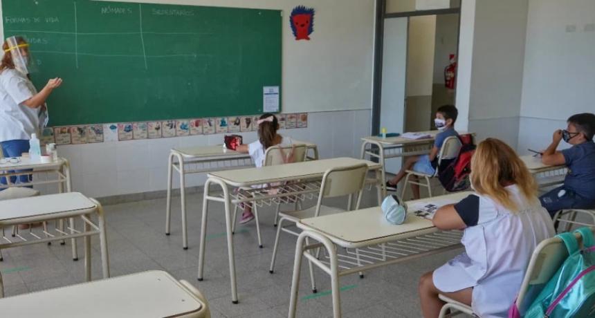 Provincia desmiente que se suspendan las clases