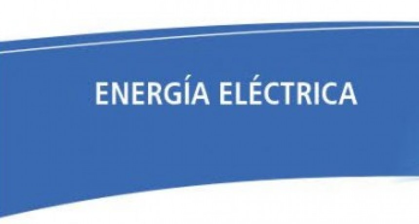 Coopelectric programa interrupción de suministro eléctrico