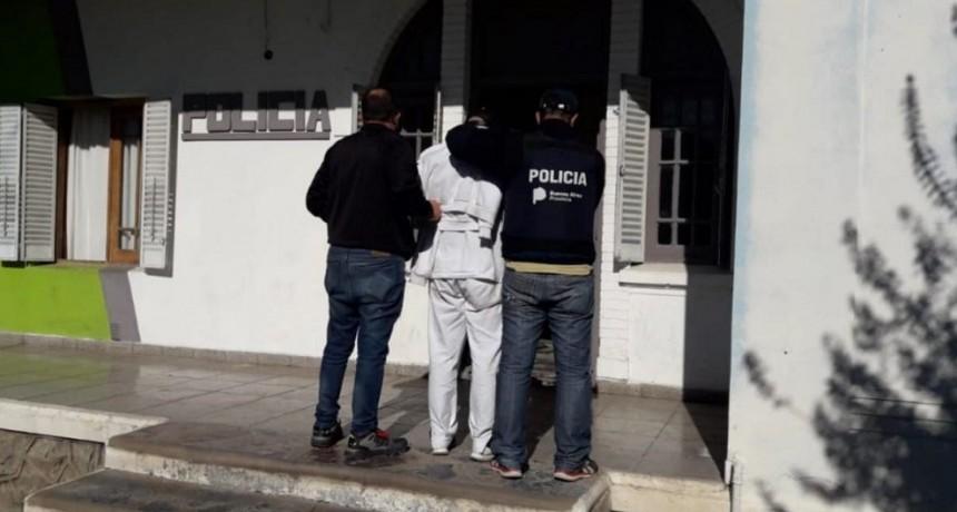 Un detenido por una causa de violencia